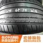 【宏勝輪胎】中古胎 落地胎 維修 保養 底盤 型號:275 45 18 登陸普 SP SPORT GT 9成新 2條
