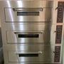 二手-三層六盤電烤箱