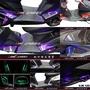 正鴻機車行 LED發光踏板 G6 勁戰五代 四代 JETS 雷霆S 雷霆王 SMAX FORCE FNX VJR DRG