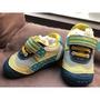 麗嬰房 my nuno 13.5號 男童鞋 嬰兒鞋 學步鞋 乳酪 9.9新