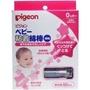 【現貨特價中】日本進口 Pigeon貝親 嬰兒棉花棒 黏性棉棒 油軸棉花棒 50入