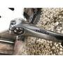 火雞二輪館 台灣製鋁合金超輕一體式大盤曲柄螺絲 M15×P1 公路車中空曲柄蓋SHIMANO-TIAGRA SORA