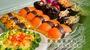 華進素食婚宴會館《歐式百匯吃到飽》-單人午晚餐吃到飽
