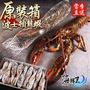 【海鮮王】當季活凍波士頓大龍蝦原裝件(總重5公斤(約10-11隻))