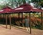 遮陽傘 戶外遮陽棚室外四角篷房活動廣告移動車棚大遮雨棚擺攤帳篷傘雨棚