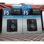 Adam F5 監聽喇叭一對(已降價,自取折300)/Iso Acoustics Iso-155 喇叭架