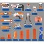 [RUBY玩具]Nerf副廠 軟彈槍 狙擊鏡 瞄準鏡 槍托 槍管 槍背帶 消音器 彈夾 腳架 槍背帶6/10/12/18