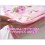 現貨,日本製毛毯210x140cm,日本製保暖毯毛毯,粉紅花樣。非京都西川喔