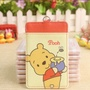 Disney Winnie the Pooh Honey Ezlink Card Holder with Keyring
