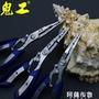 不銹鋼釣魚鉗多功能路亞鉗取鉤剪線鉗摘鉤鉗退魚鉤鉗漁具垂釣用品 阿薩布魯