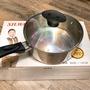 (全新)Silwa西華經典不鏽鋼單柄湯鍋 16cm (贈品便宜賣)
