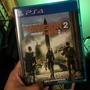 PS4 全境封鎖2 中文版 無刮傷