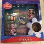 迪士尼 星際寶貝 史迪奇 史汀奇 一番賞 抽抽樂 聖誕節 絕版 日版  公仔 景品 日本