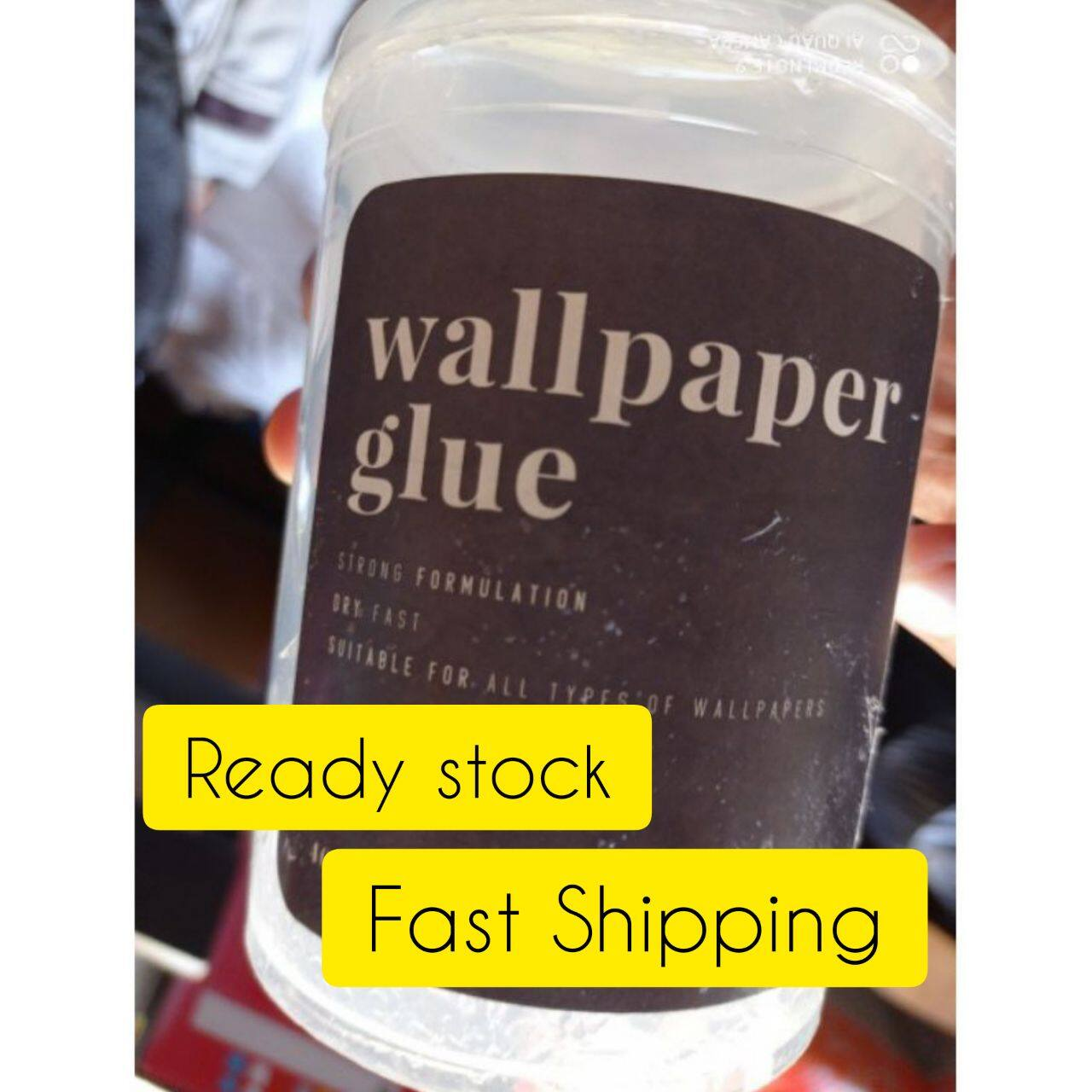 Kaison Wallpaper Glue Price & Promotion ...