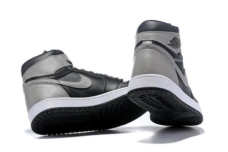 42f7172b4 Nike Original Michael Jordan 1 Yellow Black Discounted Men Basketaball Shoe  MJ AJ Air Jordan