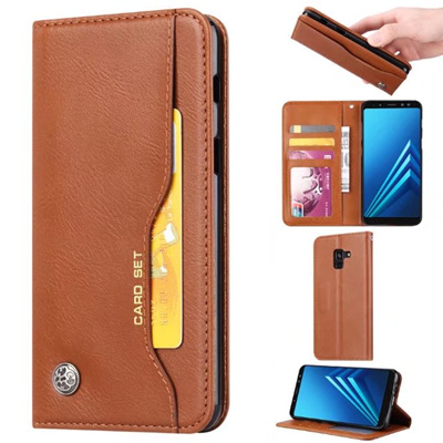 Huawei Nova 3/Nova 3i/Nova 3E Business Leather Case 24368