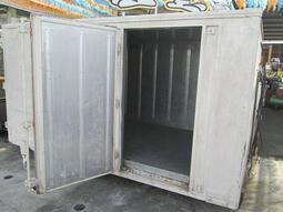 [龍宗清] 鋁合金保溫貨車車廂 (15080304-0011) 鋁車廂 保溫車廂