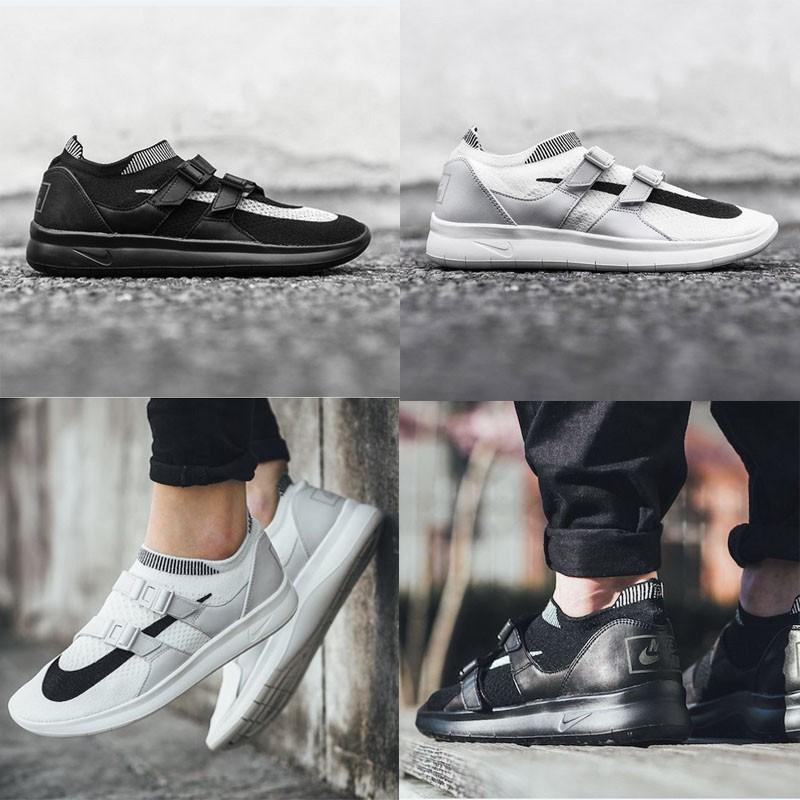 Nike Air Sock Racer Ultra Flyknit Big Swoosh 男女運動休閒鞋情侶鞋慢跑鞋 b004a29800