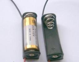【露天A1店】A23 23A 12V電池盒 附電池 自行車 LED 燈條 遙控器電池..