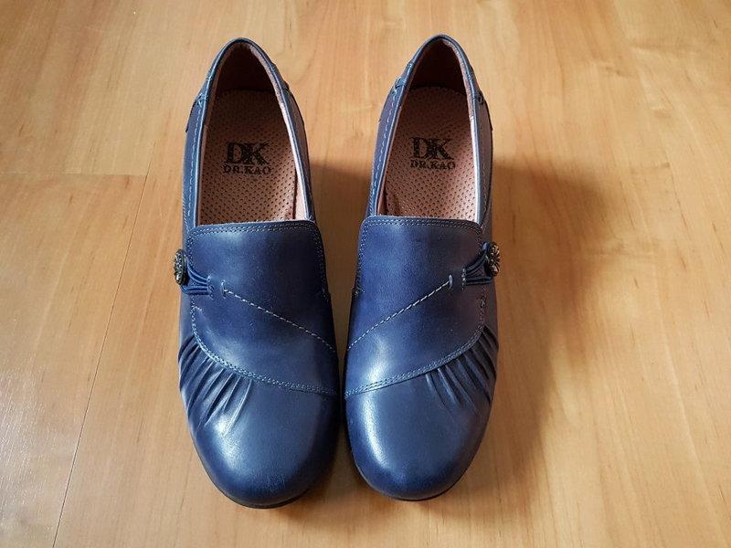 DK藍色空氣鞋