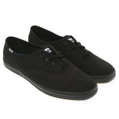 b736d75445a28  Keds  CHAMPION CORE (WF 24700) Black   Black (BK) sneakers