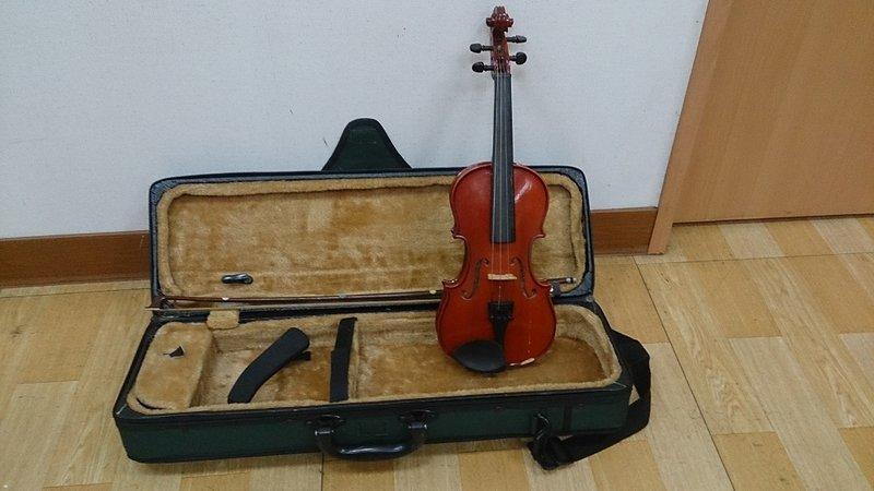 二手樂器  1/4小提琴