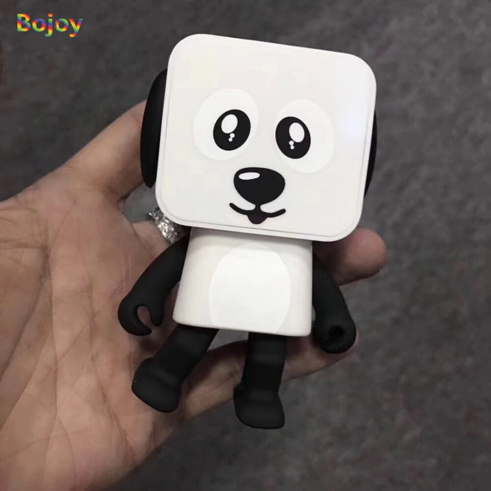 Bluetooth Doll Plush Wireless Bluetooth Speaker Toy with a Bobbing Head to Music