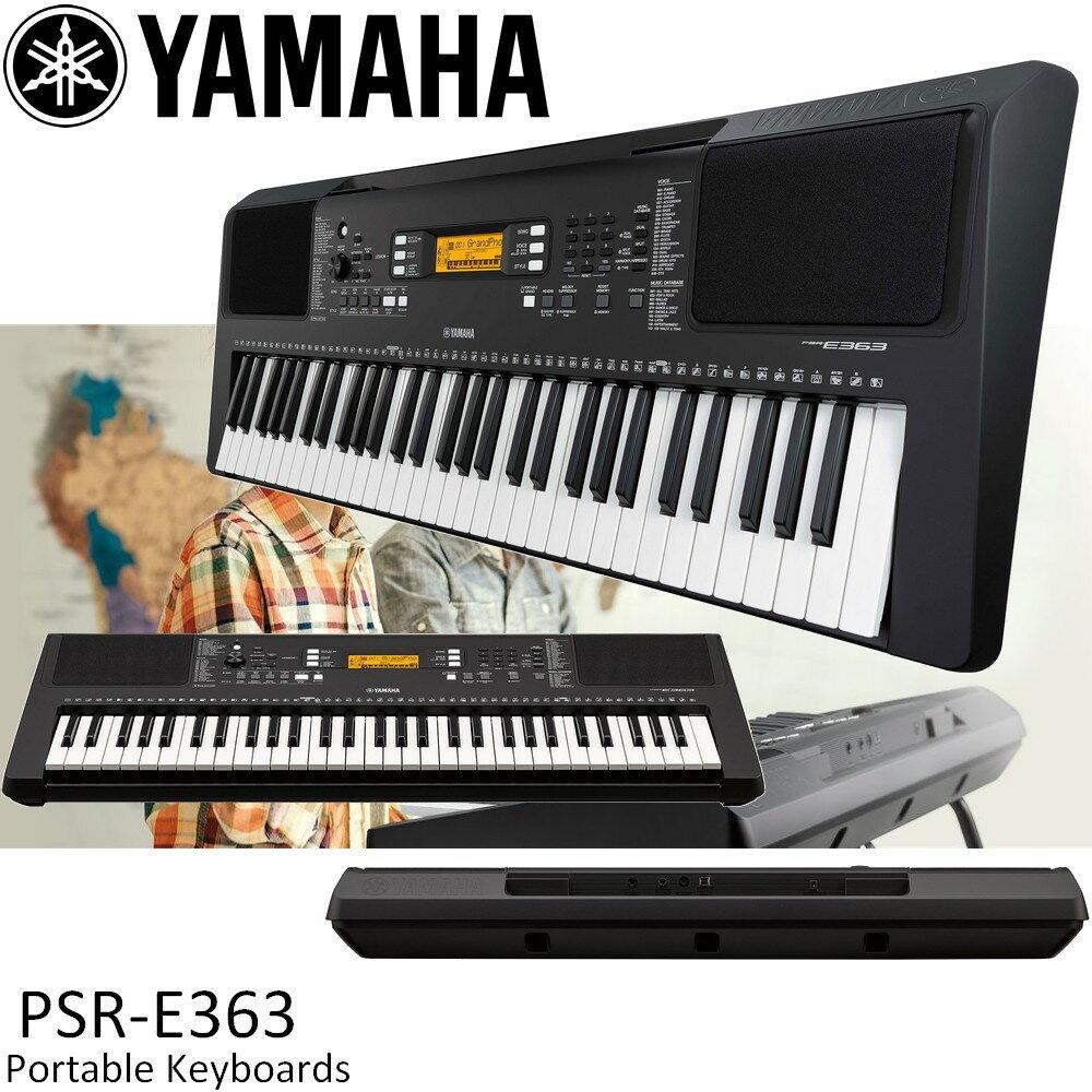 Yamaha psr e363 biggo for Yamaha psr e363