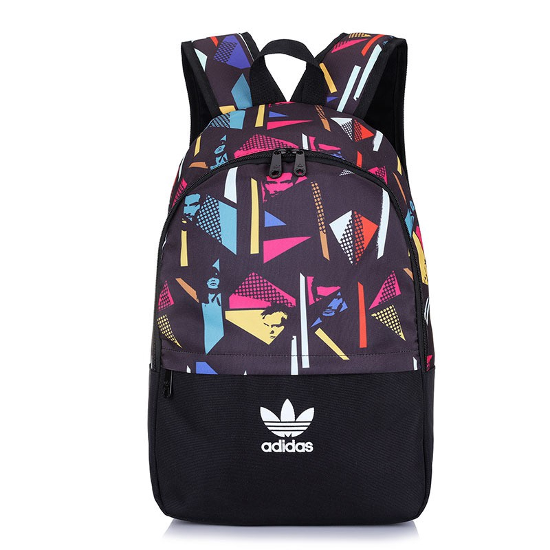 ce33bffcc Adidas original backpack 後背包愛迪達書包三葉草
