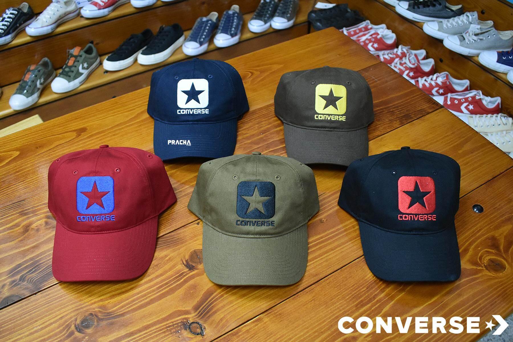 3111e1e609a69d ซื้อ CONVERSE BOX STAR CAP ราคาดีสุด