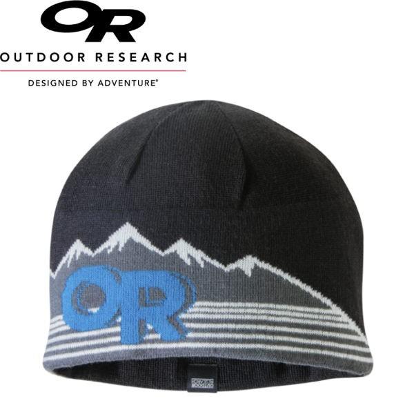 現貨 Outdoor Research 美國ADYOCATE BEANIE壓克力混紡透氣保暖帽《黑 2aae82855601