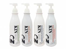哈比 KIN~ 還原酸蛋白洗髮精/還原護髮素(250ml)