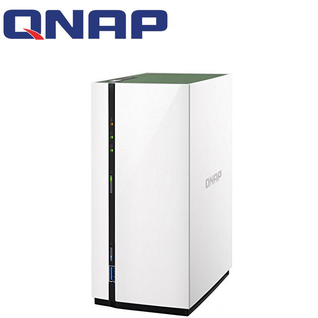[Seagate NAS 4TBx2] QNAP 威聯通 TS-228A 2Bay NAS