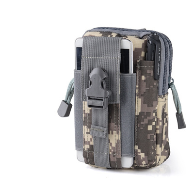 5add12360a outlet men waterproof canvas waist pack belt bag Multifunction waist bag  military belt pouch casual