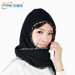 連帽口罩圍巾-四色-保暖帽/口罩/面罩/圍巾/騎車保暖/機車保暖