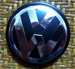 VW 福斯 輪圈中心 標誌 蓋 (66mm)