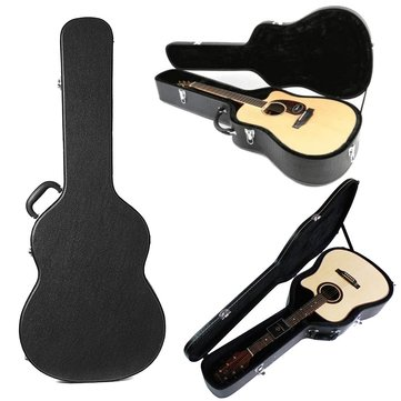 30492d3fee Artist DC400 Dreadnought Acoustic Guitar Hard Case Guitar Bag