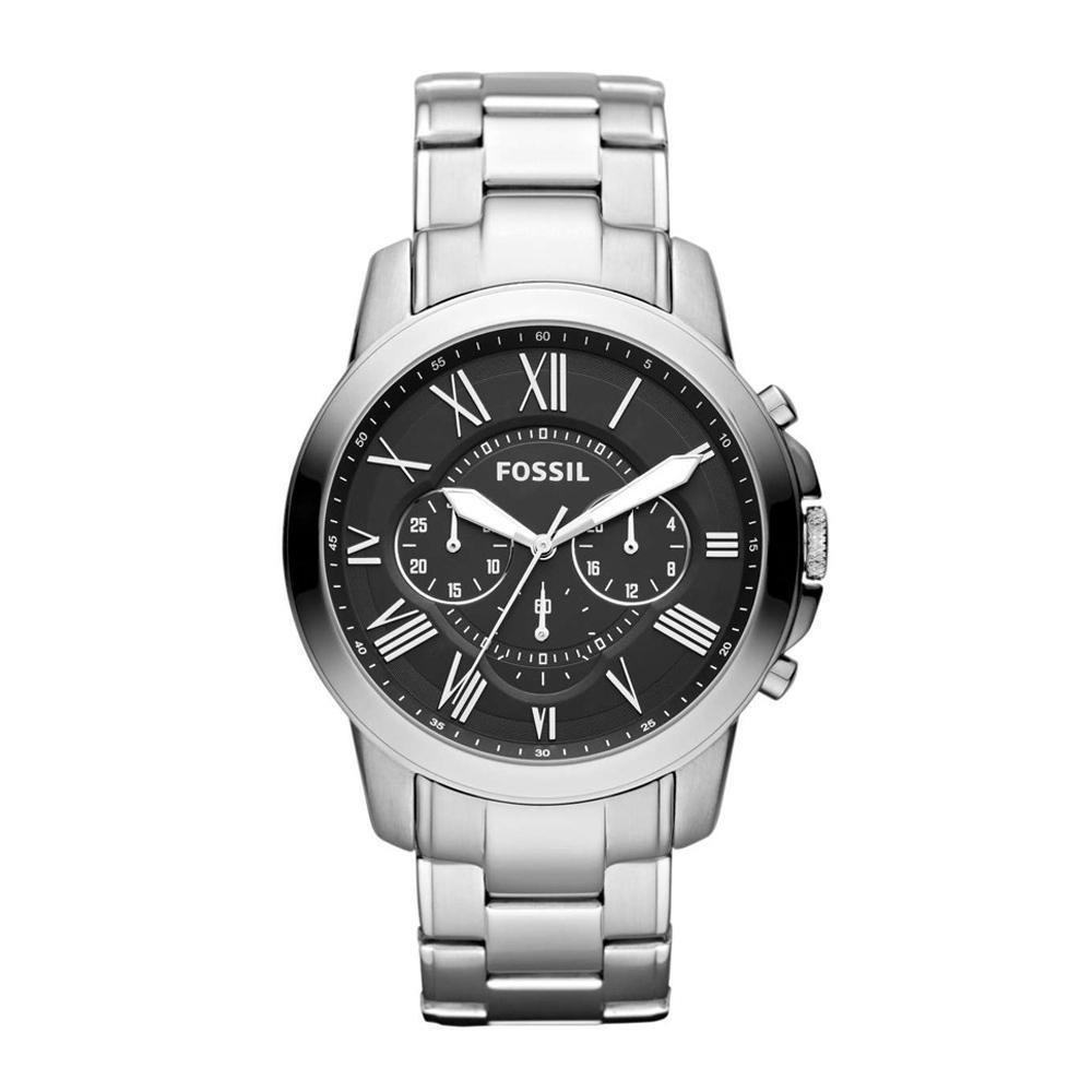 Fossil Watch Men Page 8 Biggo Price Search Engine Jr1437 Jr 1437 Original Grant Chronograph Fs4736ie Silver Mens