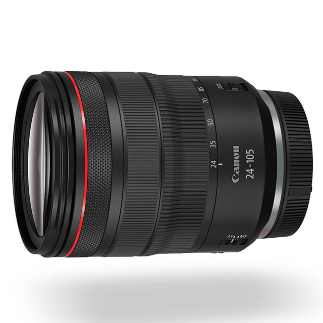 Canon RF 24-105mm F4L IS USM 平行輸入 白盒