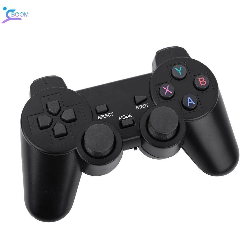 Jual Joypad Twin Usb Termurah 2018 Manzone Ollo Mimosa Shirt White Fs Putih Xl Gamepad Wireless Biggo Boom Joystick High Performance Receiver Black Micro