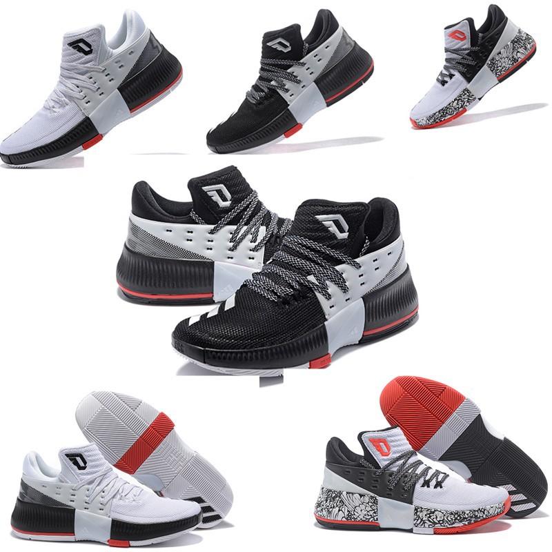 huge selection of df555 d130a Teemo海外代購實跑現貨Adidas D Lillard 3 利拉德3代客