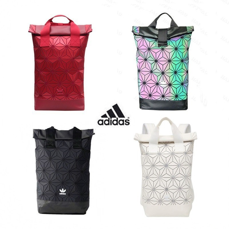 Limited Edition Adidas x Issey Miyake 3D Urban couple Men Women Backpack Bag