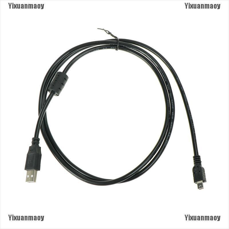 USB Data Sync Transfer Image Cable Lead For Canon EOS 5D Mark II