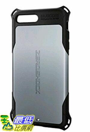 550b36d536 [東京直購] ELECOM PM-A16LZEROSV 銀色(5.5吋) ZEROSHOCK iPhone7