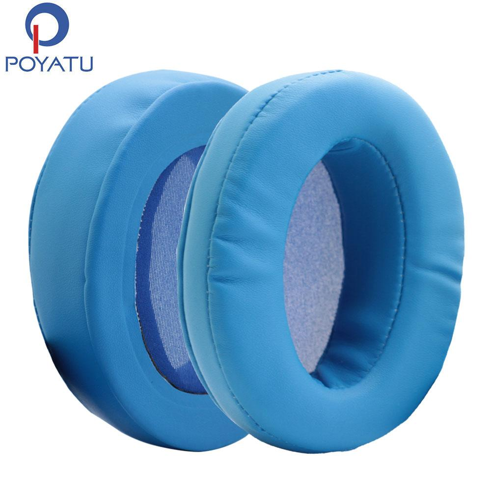 POYATU Replacement Ear Cushions Earpad For K845BT Headphone Earpad Cover For K 845BT Headphone Pads Memory