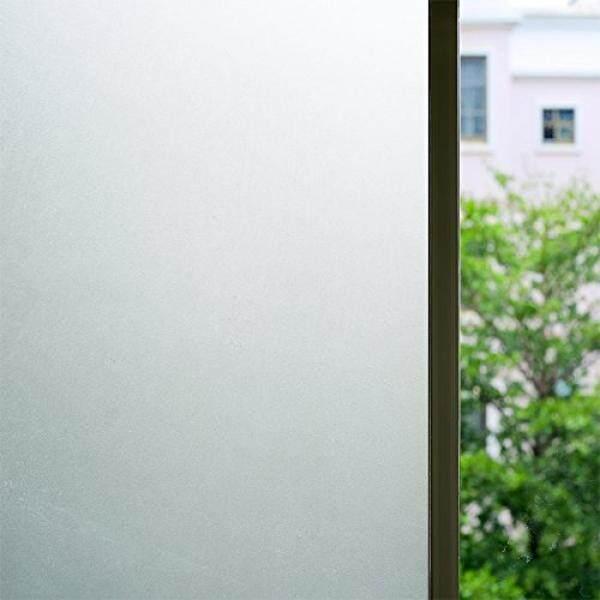 Window Stickers Films Bloss Frosted Window Film Opaque Window Film Privacy Window Cling Bathroom