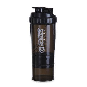 BIKIGHT Bicycle Water Bottle Protein Powder Shaker Bottle Milk Shake Bpa Free
