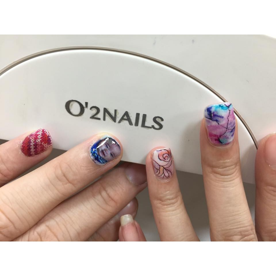 O2Nails V11 Mobile Nail Printer
