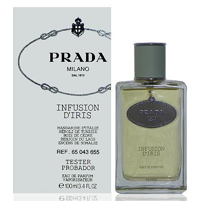 88bf2a8d5d57 Prada Infusion d Iris 鳶尾花淡香精100ml Test 包裝