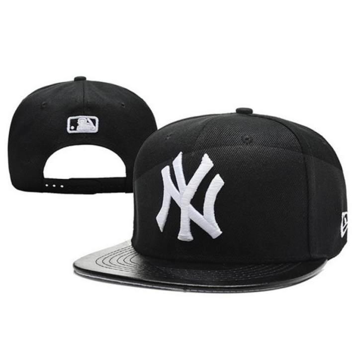 Mlb Snapback Caps Hats Mens Baseball Sports Fashion New Yorkyankees Womens Sports Boys Unisex ( Black